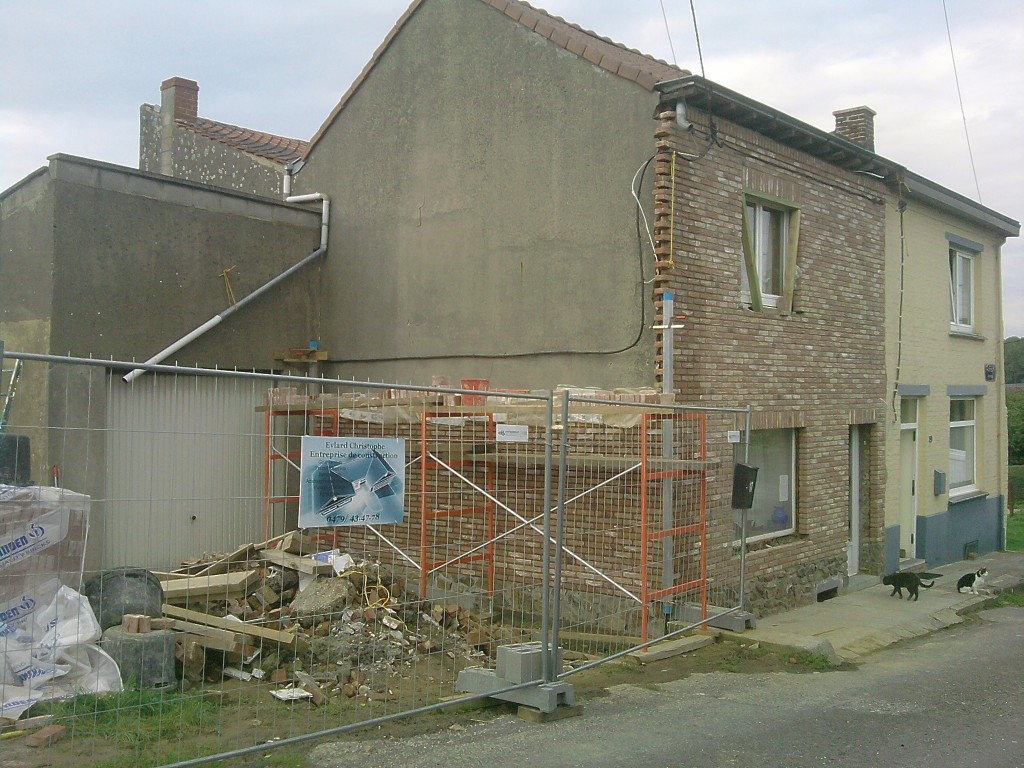 Little construct r novation de fa ade for Devis renovation facade