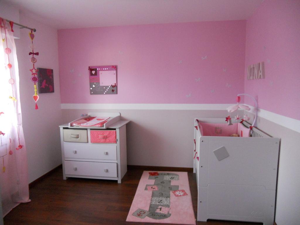 Modele Chambre Petite Fille idee chambre bebe peinture – lombards